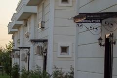 Entrances of our villas in Dikili
