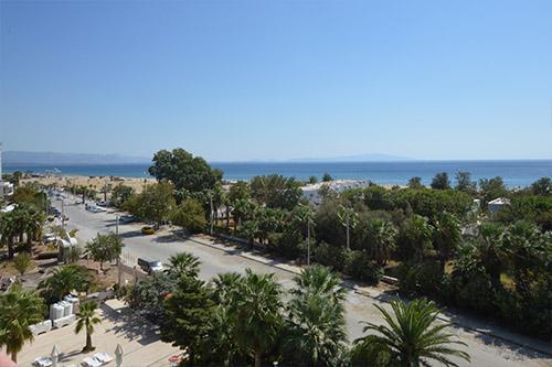 Ayvalik beach